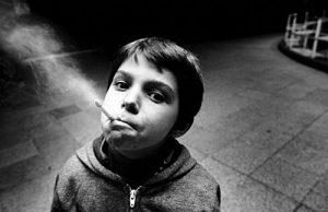 child-smoking
