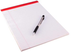 white-legal-pad-with-pen